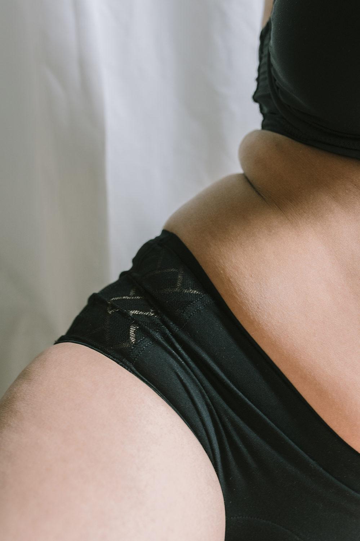 bragas absorbentes para la menstruación y el flujo vaginal
